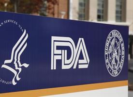 FDA signage