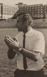 Coach Pat Stark