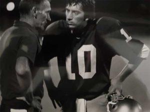 Coach with Jeff Wittig '86
